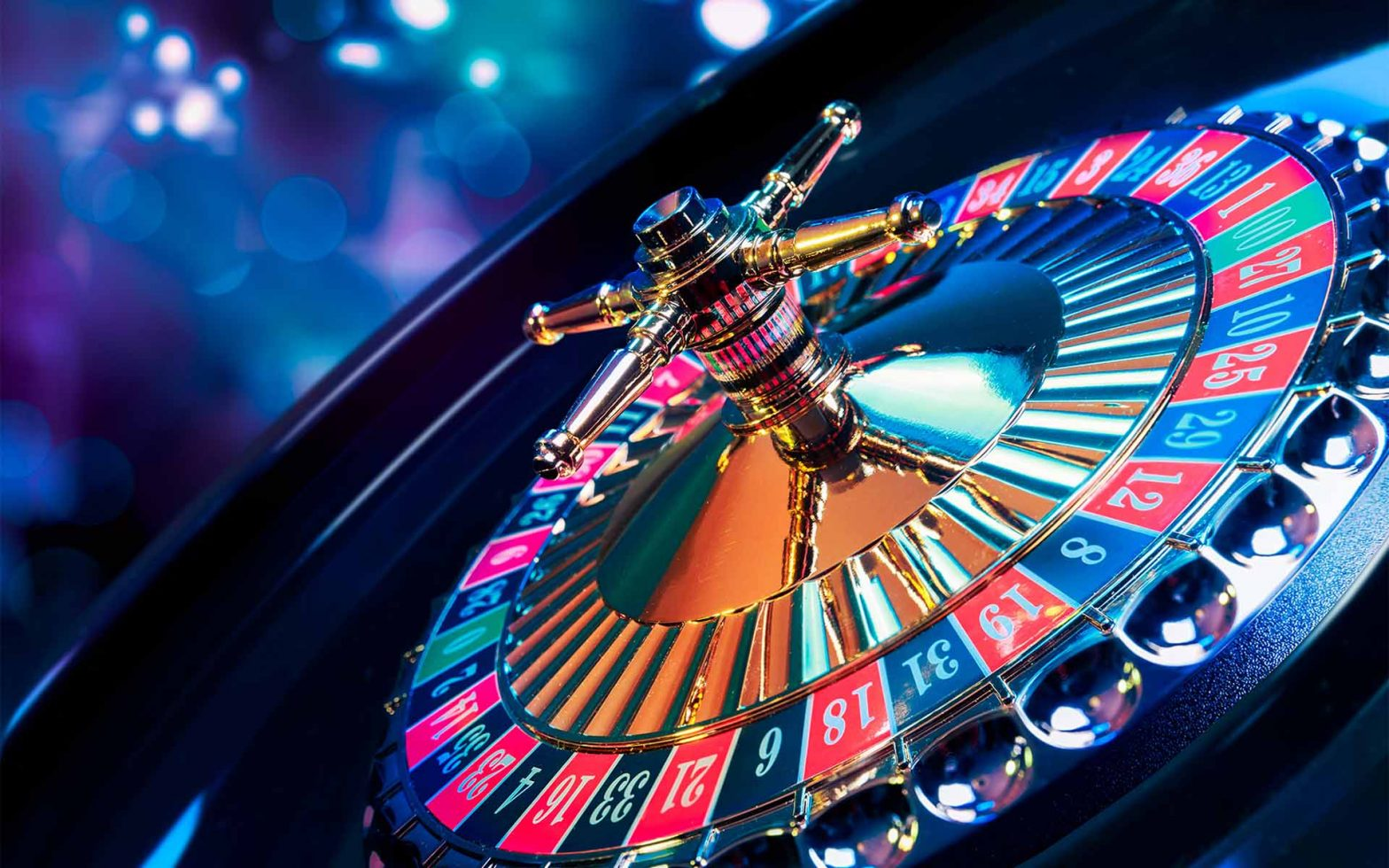 I Information About Online Gambling